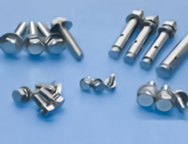 钛标准件-紧固件