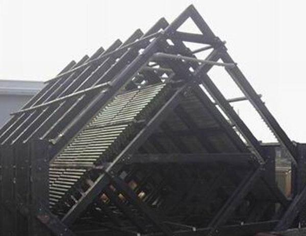 钛材熄焦塔除尘装置