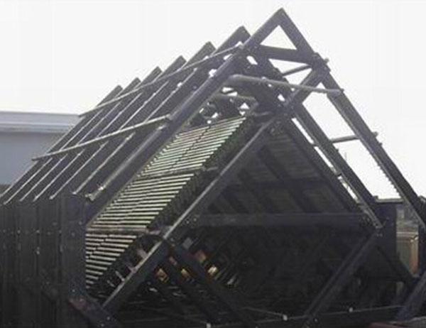 玻璃钢熄焦塔除尘装置