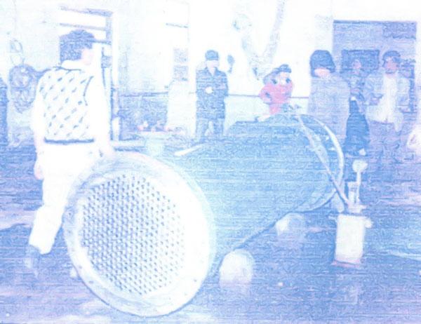 换热器(钛材料)